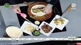 طرز تهیه ساندویچ حمص و مرغ