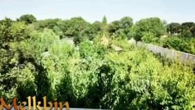 1860 متر باغ ویلای لوکس دارای 450 متر بنای شیک دوبلکس در شهریار