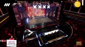 اجرای گروه آسمان هشتم در فینال عصر جدید