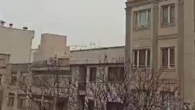به صدا در آمدن آژیر خطر در گیشا تهران