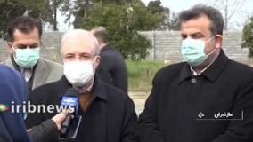 تقاضای وزیر بهداشت  از مردم درباره مسافرت های نوروزی