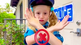 برنامه کودک ناستیای پلیس و کمک به مرد بی خانمان