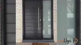 انواع درب های ساختمانی مدرن