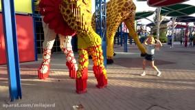 دیانا و روما در لگولند ! پارک تفریحی دبی برای بچه ها