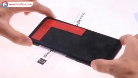آموزش تعویض باتری سامسونگ گلکسی A6 plus - فونی شاپ