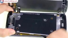 آموزش تعویض باتری گوشی موتورولا G5 - فونی شاپ