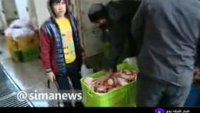 غیب شدن ناگهانی مرغ های قیمت مصوب در بازار !
