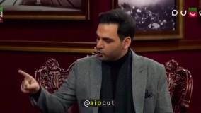 واکنش جالب مهران مدیری به پیشنهاد داوری در برنامه عصر جدید