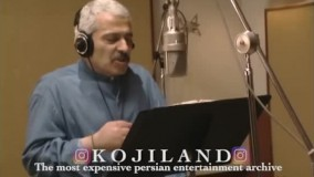 ویدئویی از آهنگ جاودانه فرهاد مهراد