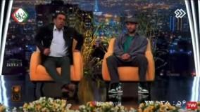 اشک های نصرالله رادش در یک برنامه تلویزیونی 1