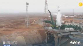 عربستان به فضا ماهواره پرتاب کرد