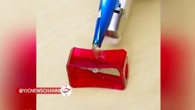 ساخت تفنگ چسب حرارتی با وسایل بسیار ساده