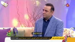 عذرخواهی مجری تلویزیون از فرهاد مجیدی