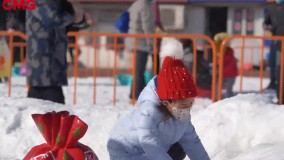 جشنواره یخ و برف در غرب پکن