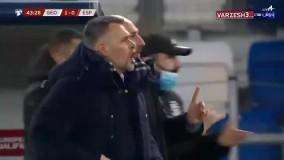 خلاصه بازی گرجستان 1 - اسپانیا 2