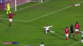 خلاصه بازی بلغارستان 0 - ایتالیا 2