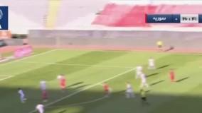 خلاصه بازی ایران 3 - سوریه 0
