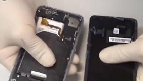 آموزش تعویض باتری گوشی ال جی جی 7 - فونی شاپ