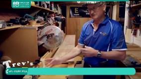 آموزش انوازه گیری صحیح قطعات چوب برای ساخت کندو زنبور عسل