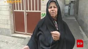 روایتی از بازار مایحتاج اصلی مردم در شب عید