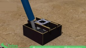 اتصالات مقاطع فولادی در ساخت و ساز