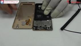 آموزش تعویض باتری گوشی شیائومی ردمی 3  - فونی شاپ