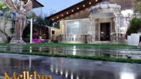 1000 متر باغ ویلای مشجر لوکس در شهریار