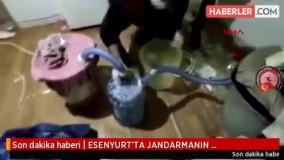دستگیری یک ایرانی به جرم تولید مواد مخدر در استانبول