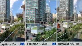 بررسی گوشی های سه برند پرفروش در بازار