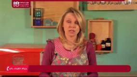 آموزش ساخت صابون ( کوکتل پدیکور ) با رایحه مرکبات