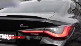 رونمایی BMW از نسخه محدود خودروی کوپه M۴