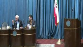 سخنان حذف شده وزیر امور خارجه در جمع دانشجویان دانشگاه تهران