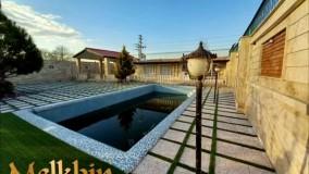 باغ ویلا 1500 متری با 121 متر ویلا در شهریار