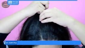 آموزش فوت و فن کراتینه مو در منزل