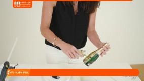 تشریفات عروسی - دیزاین بطری