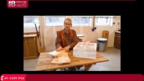 آموزش کندوعسل- ساخت کندو سه قاب