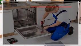 تعمیر ظرفشویی - تعویض خرطومی شیلنگ تخلیه