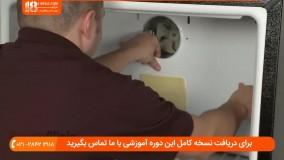 تعمیر یخچال فریزر - گرمای یخچال و سردی فریزر