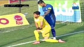 خلاصه بازی پیکان تهران 0 - گل گهر سیرجان 2