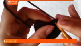 آموزش  عروسک بافی با قلاب- قلاب دوزی گوزن2