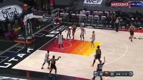 ۱۰ حرکت برتر بسکتبال NBA در بازیهای امروز