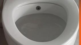 توالت فرنگی خاص و زیبای گاتریا