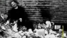سکانسی از فیلم تگنا امیرنادری