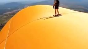 اگر ترس از ارتفاع دارید نبینید