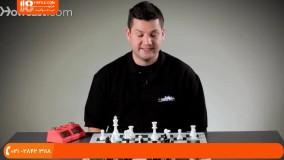 آموزش شطرنج - سه نکته طلایی برای رهایی از گیرکردن