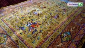 فرش قشقایی، از دل طبیعت تا خانه شما
