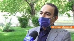 تصویر پهپاد سقوط کرده در شاهین شهر و توضیحات مدیرکل مدیریت بحران استانداری اصفهان