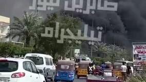 اولین تصاویر از انفجار خونین و مرگبار در بغداد