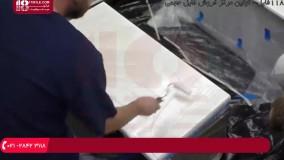 اپوکسی2264-پوشش اپوکسی متالیک بر روی میز