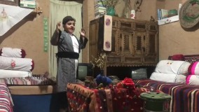 شاهنامه خوانی در موزه تنوع زیستی و فرهنگی سمیرم